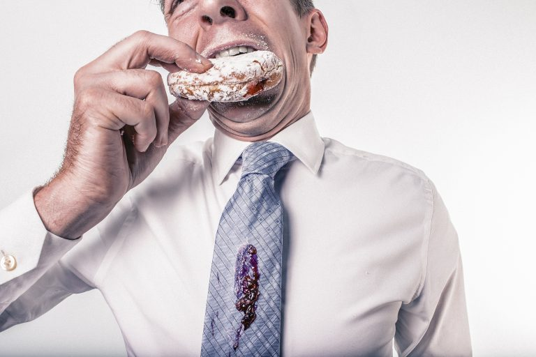 TOP 3 REASONS WHY DIETS DON'T WORK