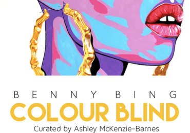 Colour Blind a show by Benny Bling