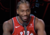Kawhi, Toronto is a good girl and you know it!